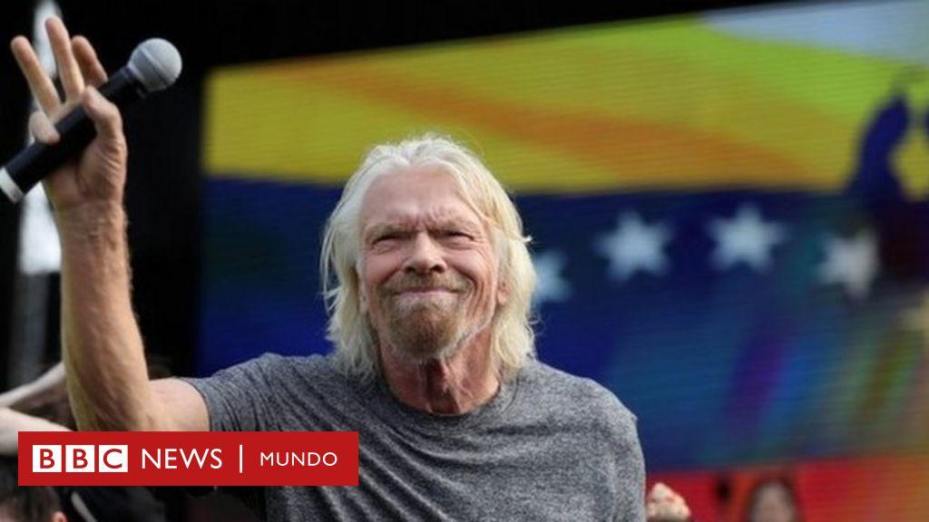Venezuela Aid Live Por Que El Multimillonario Richard Branson Organizo Un Festival De Musica Para Enviar Ayuda A Venezuela Bbc News Mundo