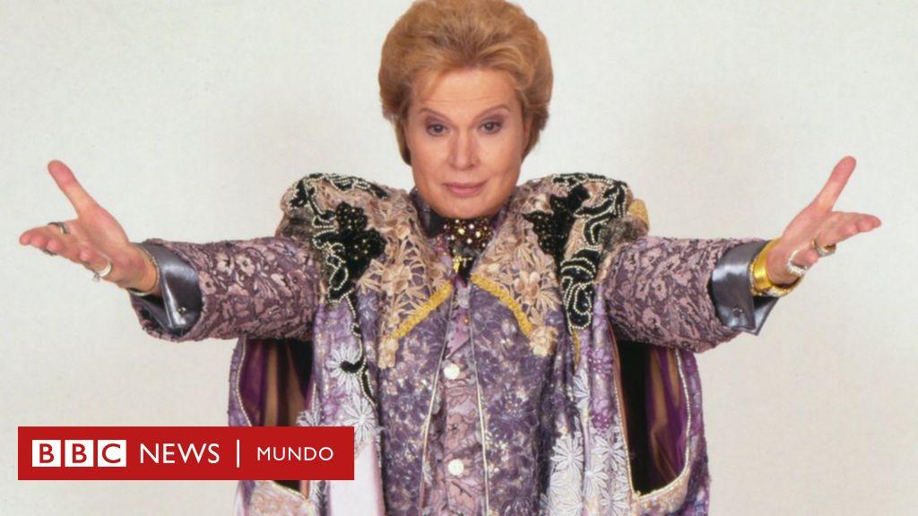 Walter Mercado En Netflix 5 Revelaciones Sobre El Icónico Astrólogo En El Nuevo Documental Mucho Mucho Amor Bbc News Mundo