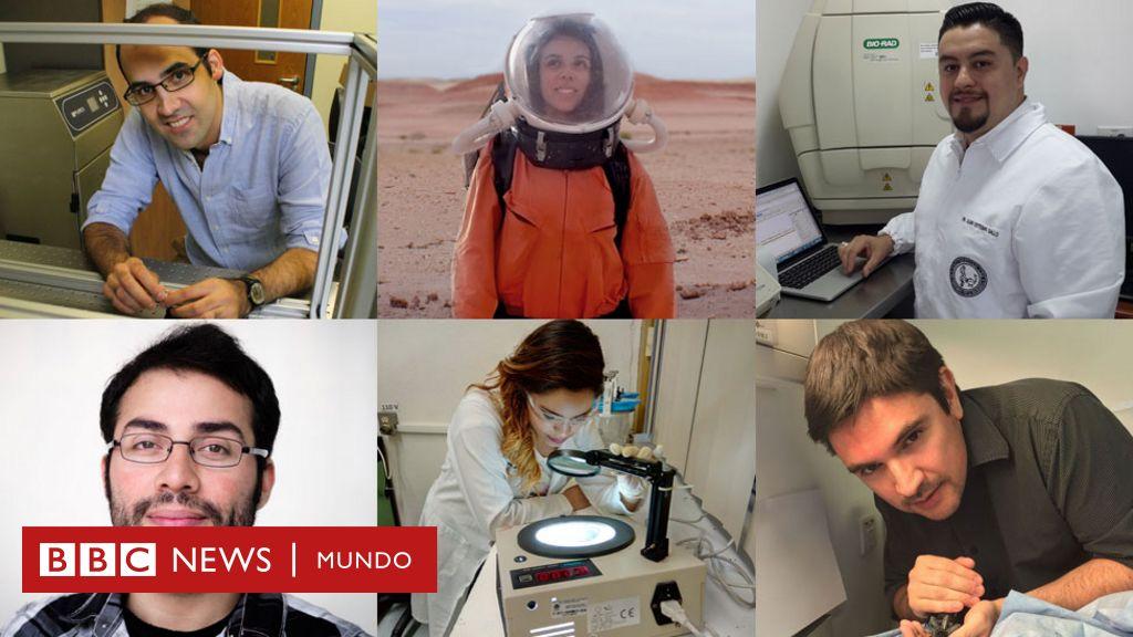 a5a1d688b8 6 jóvenes latinoamericanos que quieren revolucionar la ciencia y la  medicina con sus inventos - BBC News Mundo