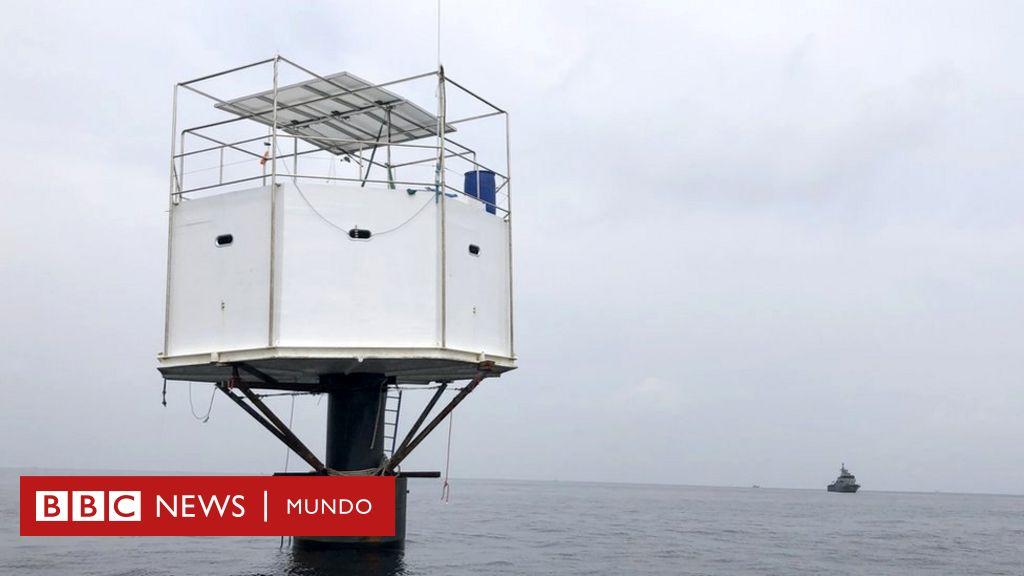 Una pareja se puede enfrentar a la pena de muerte por construir una casa en el mar