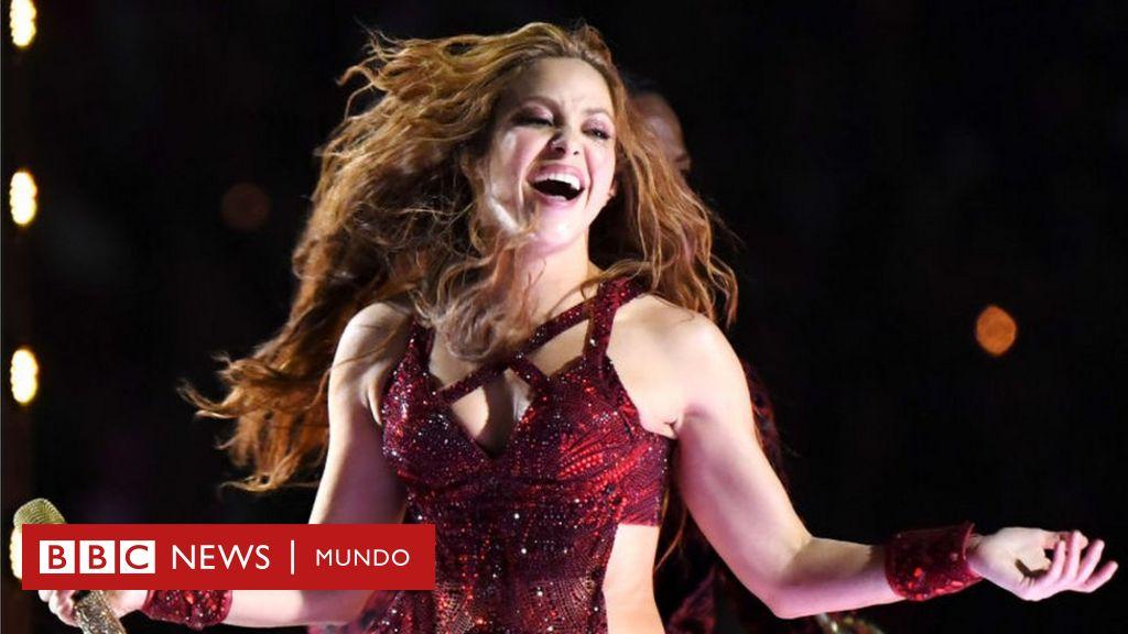 Shakira en el Super Bowl | La