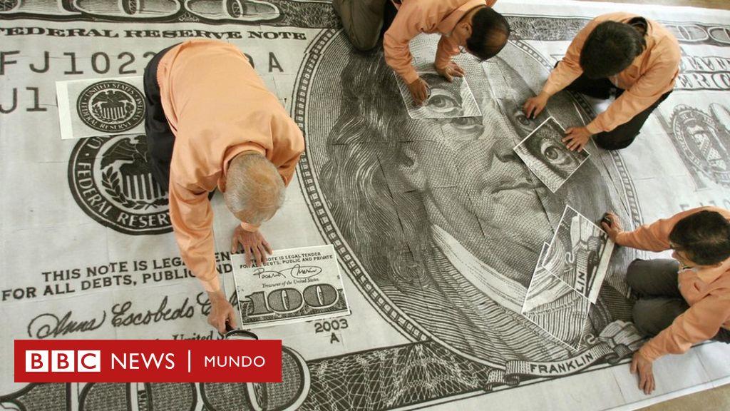 Por qué está perdiendo valor el dólar y cómo puede impactar ello a los países de América Latina - BBC Mundo