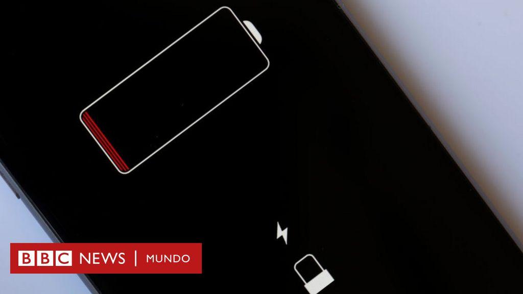 La Tecnología Que Te Permite Cargar Tu Celular En 5 Minutos Bbc News Mundo