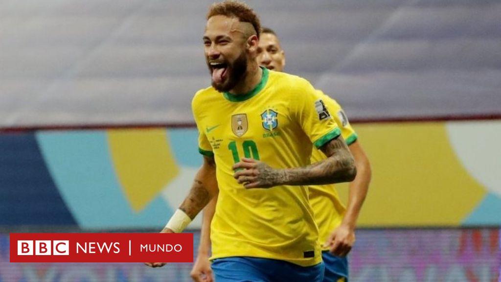 Brasil golea a Venezuela y Colombia vence a Ecuador en el ...