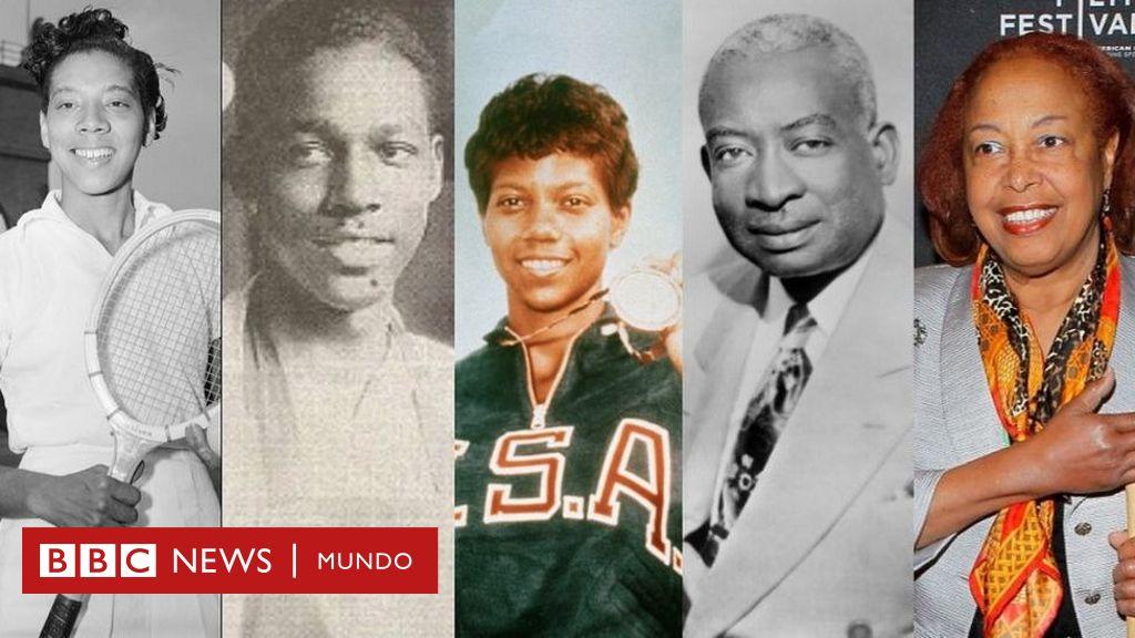 5 afroamericanos protagonistas de momentos clave en la historia de EE.UU. y quizá no conoces