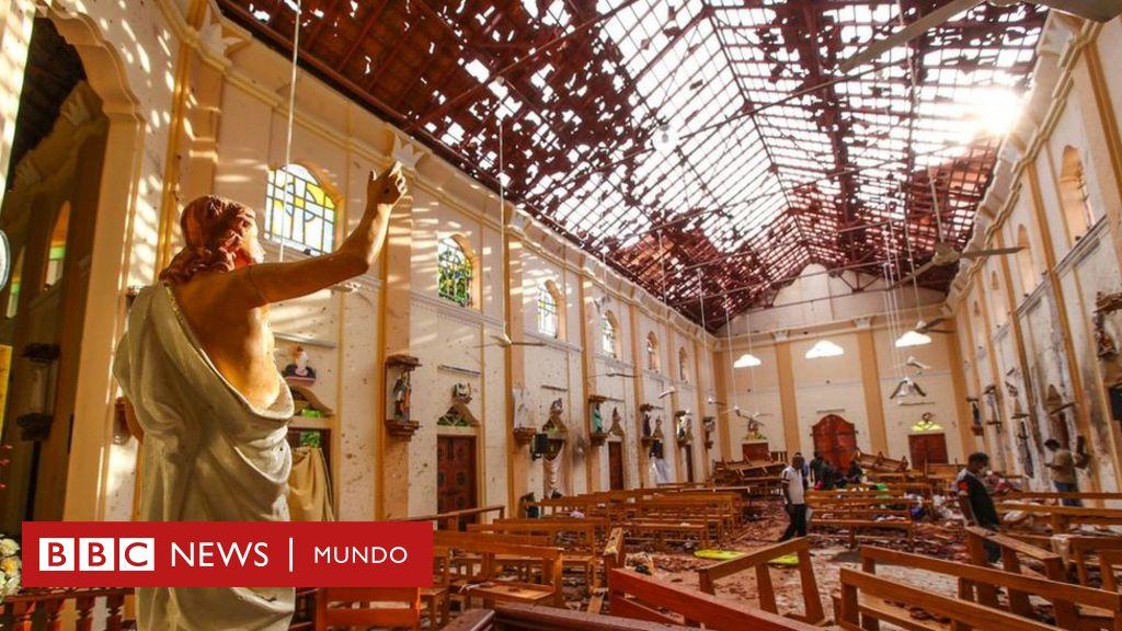 Mueren al menos 359 personas en explosiones en varias iglesias y hoteles de Sri Lanka