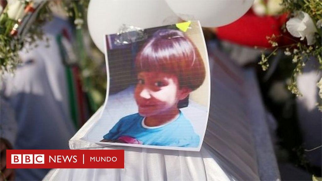 Lo que se sabe del asesinato y tortura de Fátima, la niña de 7 años cuyo caso conmociona a México
