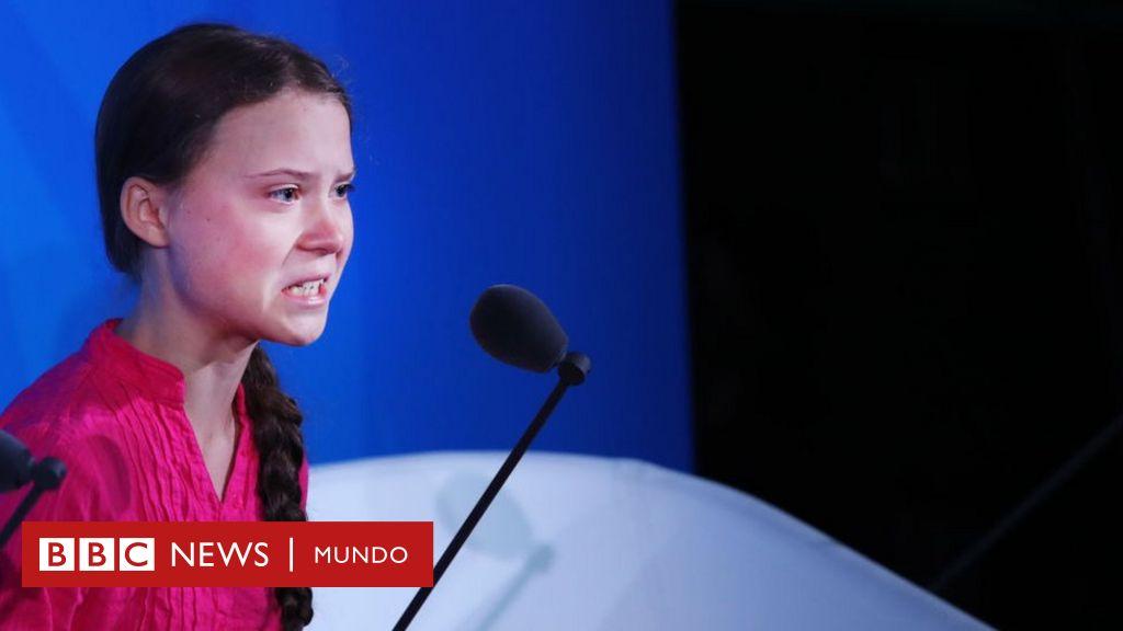 Greta Thunberg Las 10 Frases Más Impactantes De La