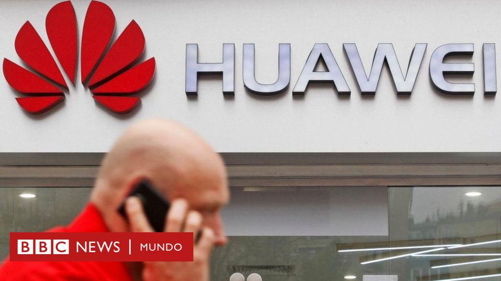 bbc.co.uk - Redacción - Huawei: Google le restringe al gigante tecnológico chino el uso de su sistema operativo Android