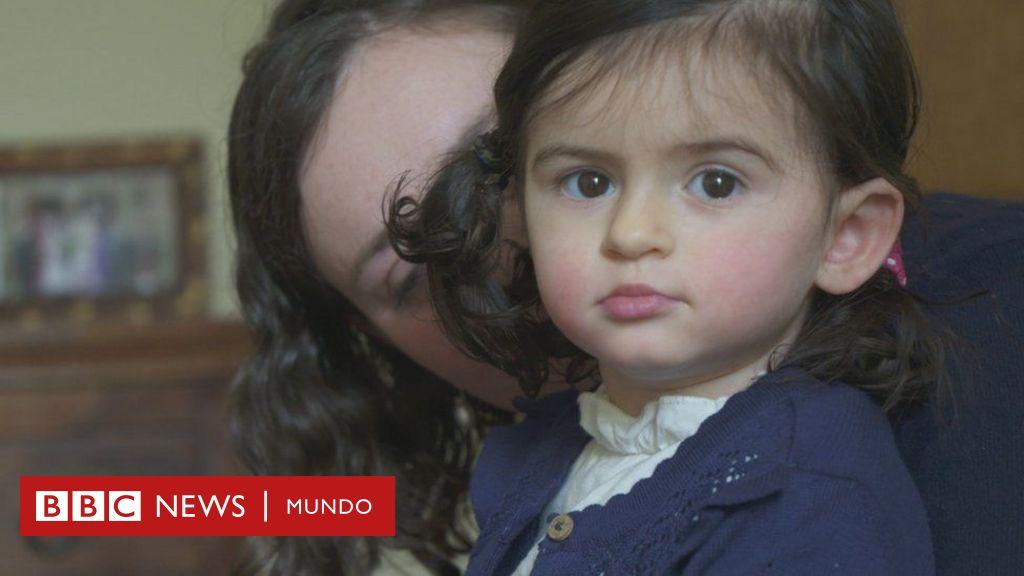 """""""Mi hija es como una bomba de tiempo"""" - BBC News Mundo"""