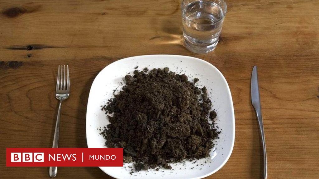 Geofagia Por Qué Hay Gente Que No Puede Parar De Comer Tierra Bbc News Mundo