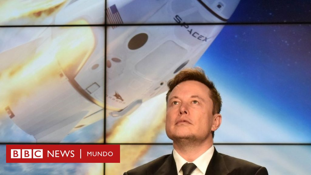 SpaceX de Elon Musk: cómo es la compañía que la NASA eligió para su el primer vuelo comercial a la Estación Espacial Internacional - BBC News Mundo
