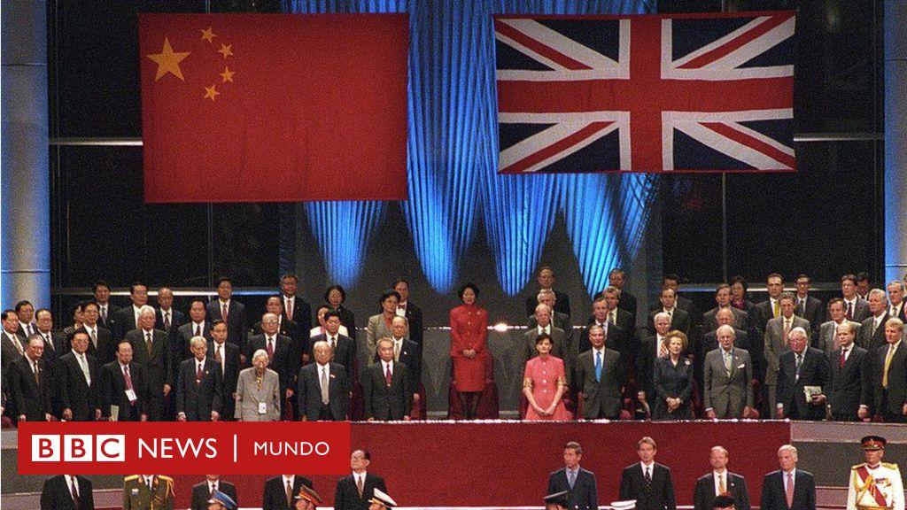 Cómo y cuándo llegó Hong Kong a estar en poder de Reino Unido y por ...