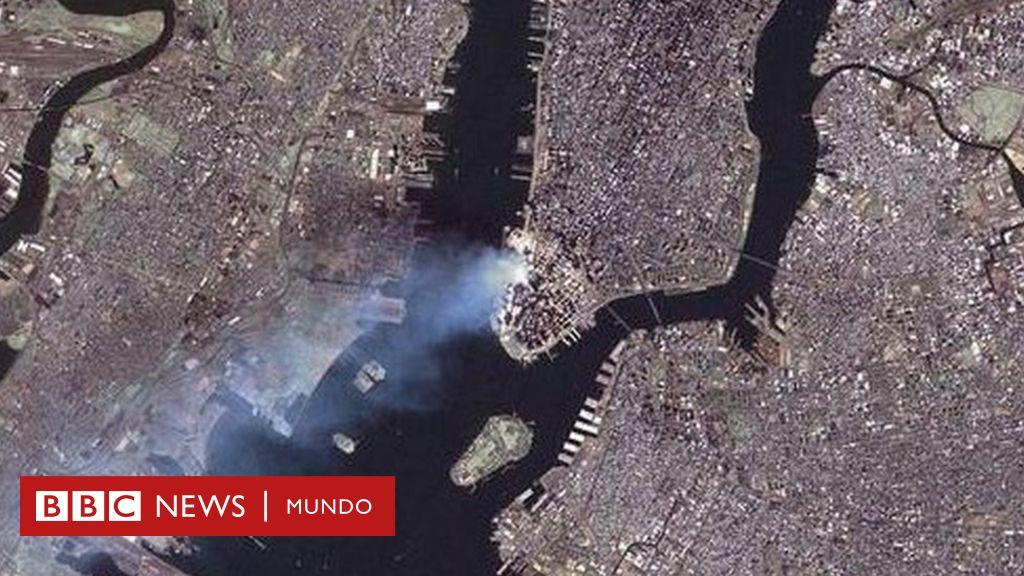 Ataques Del 11 De Septiembre Cómo Se Vio Desde El Espacio El Ataque A Las Torres Gemelas De Nueva York Bbc News Mundo