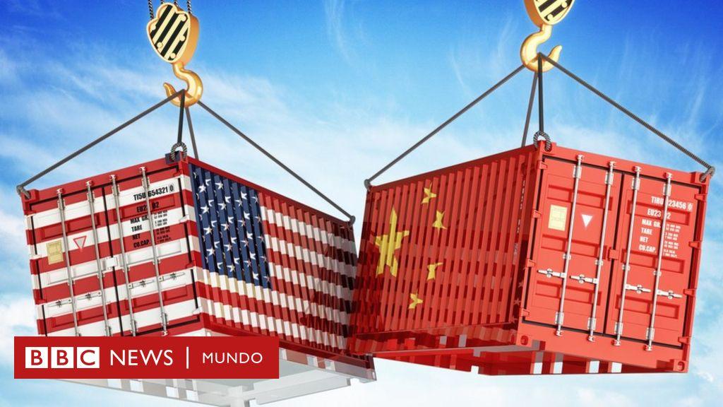 Guerra comercial EE.UU. vs China: por qué el conflicto entre las dos mayores potencias de mundo no ha hecho más que comenzar
