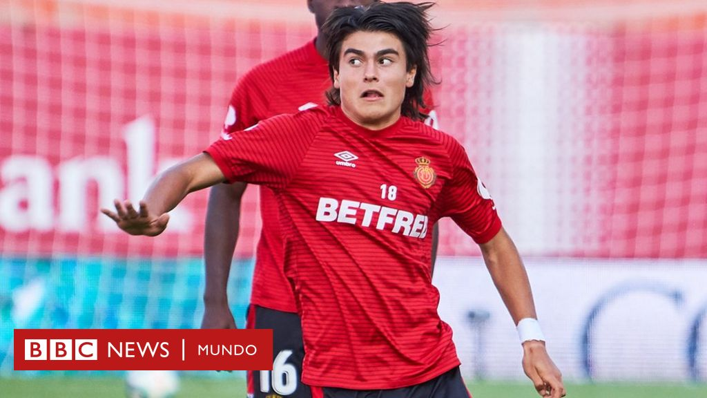 """Quién es Luka Romero, el """"nuevo Messi"""" que se convirtió en el futbolista más joven de la historia en debutar en la Liga"""