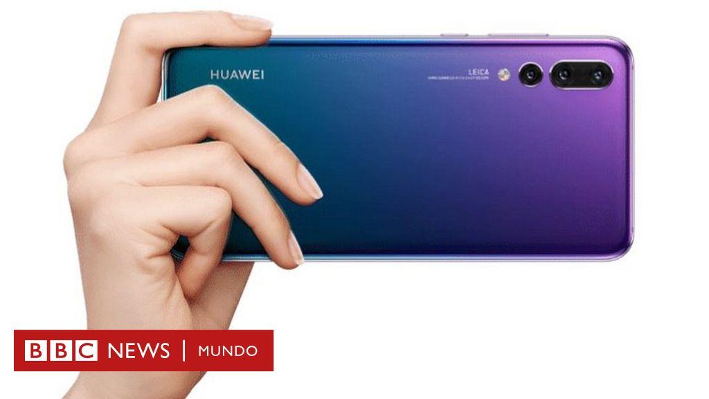 436c7e9f392 P20 Pro, el primer teléfono con tres cámaras con el que Huawei, el gigante  tecnológico chino, quiere superar a Apple y Samsung - BBC News Mundo
