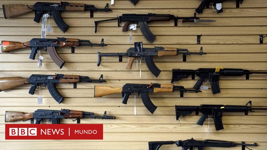Quiénes Son Los Superpropietarios Que Tienen Arsenales De Hasta 140 Armas En Estados Unidos Bbc News Mundo