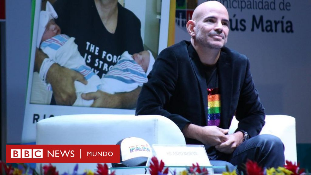 Ricardo Morán sobre ser padre subrogado: