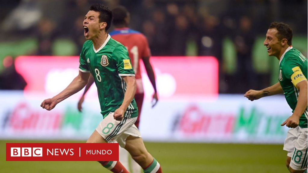 Un gol de Hirving Lozano le da a México su clasificación al Mundial Rusia 2018