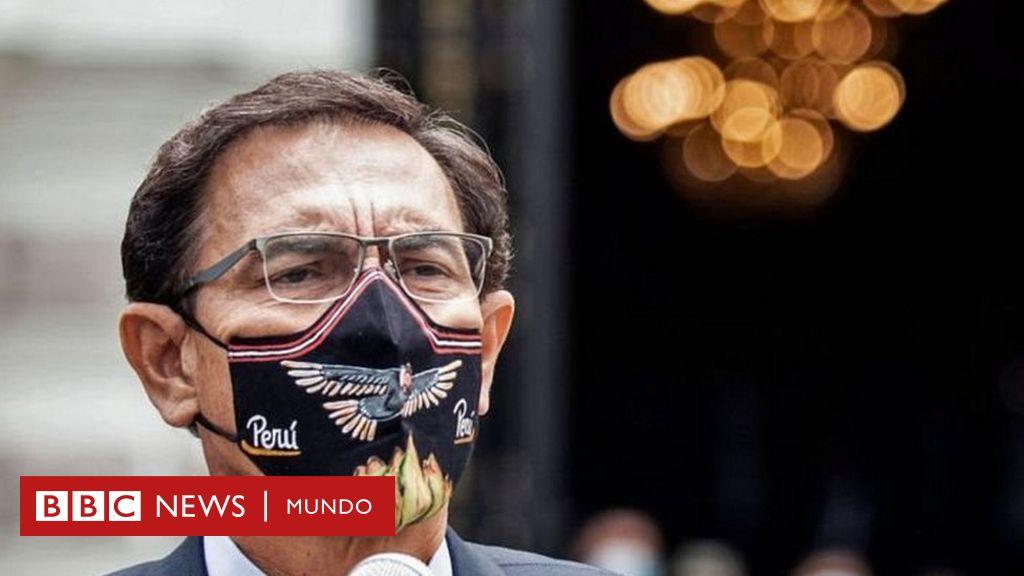 Vacunagate: expresidente de Perú Martín Vizcarra es inhabilitado para ejercer cargos públicos por 10 años