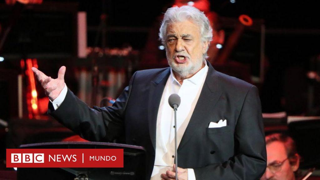 """""""Realmente lamento el dolor que les causé"""": Plácido Domingo acepta """"toda la responsabilidad"""" ante las denuncias de acoso sexual"""