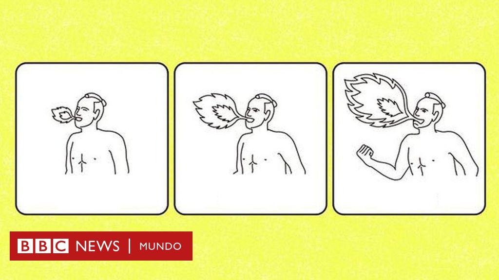 Los incomprensibles dibujos que inventaron en Japón para que los turistas entiendan las normas - BBC News Mundo