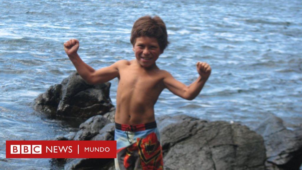 """""""Me faltaron 4 segundos para salvar a mi hijo"""": el estremecedor relato de la madre de 'Puntito', uno de los niños desaparecidos en el tsunami de Chile de 2010"""