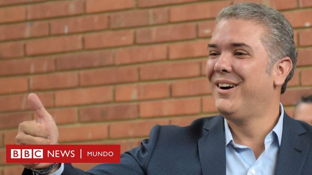 """¿Será Iván Duque """"un títere de Álvaro Uribe""""?: la duda que inquieta a muchos en Colombia sobre su futuro presidente"""