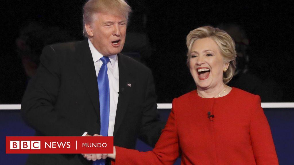 Trump A La Defensiva Clinton Al Ataque 7 Frases Memorables Del Primer Debate Entre Los Candidatos A La Presidencia De Estados Unidos Bbc News Mundo