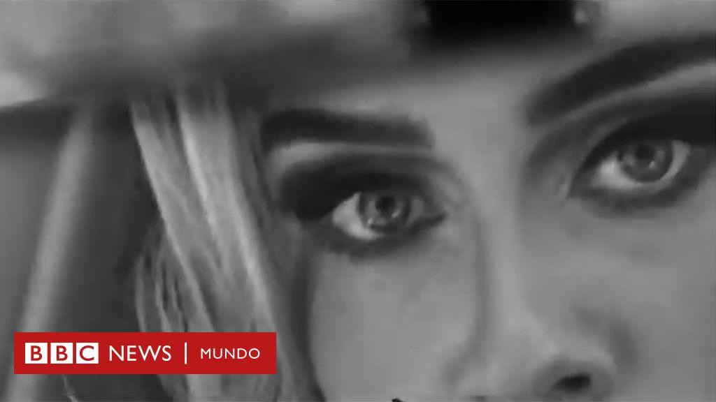 Adele: lo que revela el video con un fragmento de su nueva canción (y en qué fecha saldrá al mercado)