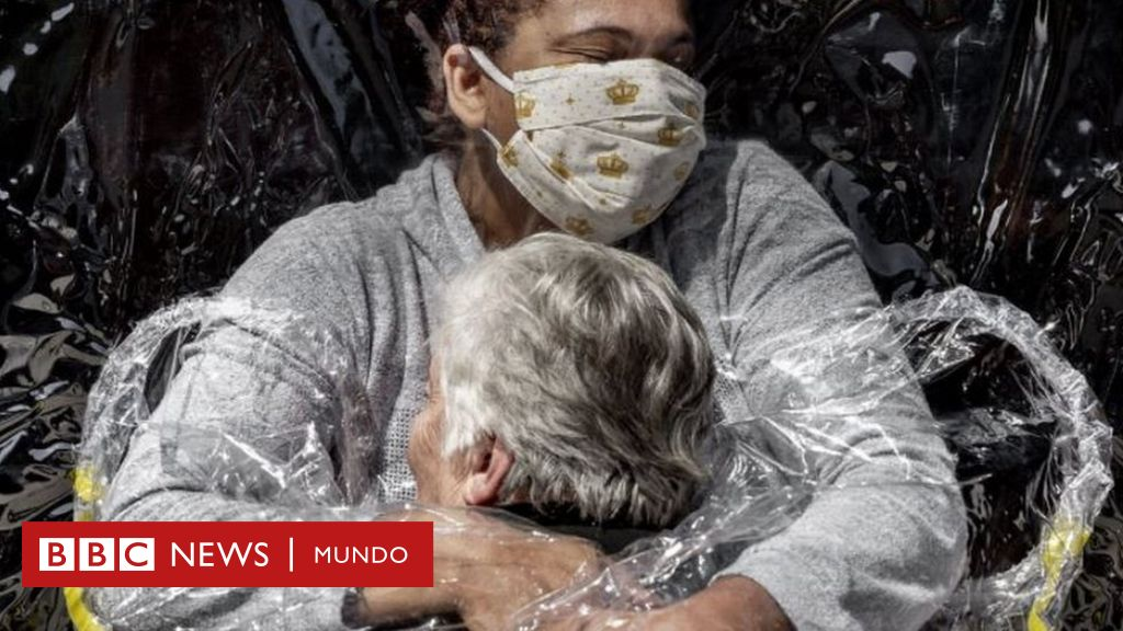 La conmovedora historia detrás de la imagen ganadora del World Press Photo 2021 - BBC News Mundo