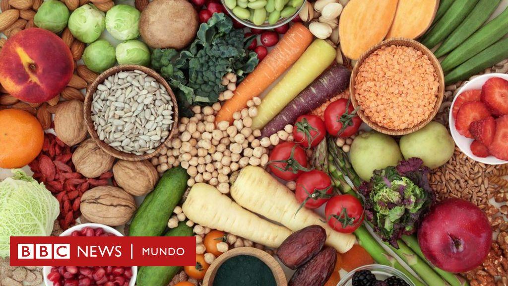 alimentos vegetarianos con mas hierro