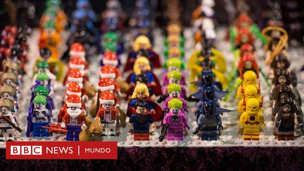 Demasiados Bloques Por Que Cayeron Las Ventas De Lego Por Primera