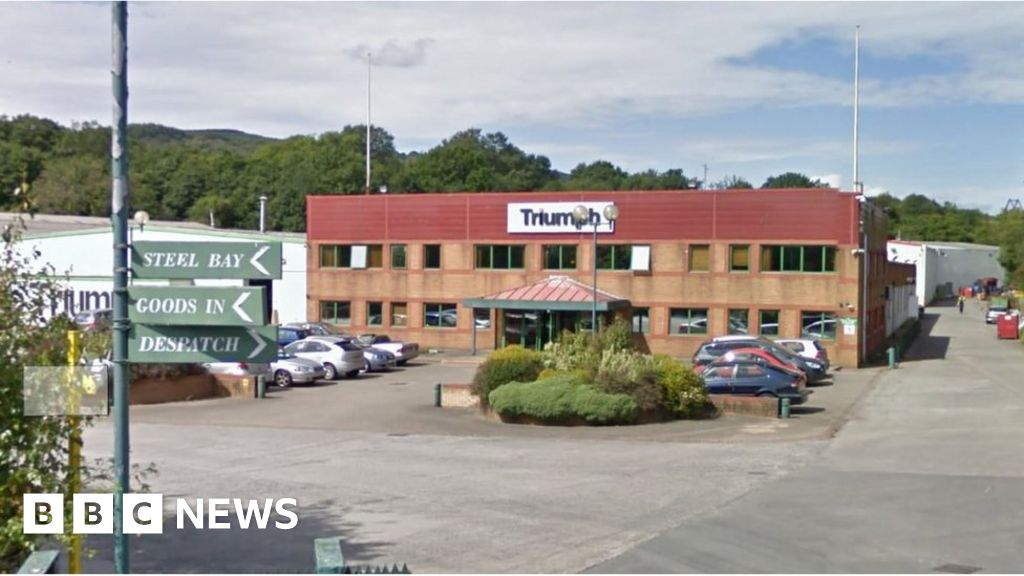 Triumph Furniture of Merthyr Tydfil folds with 252 job losses