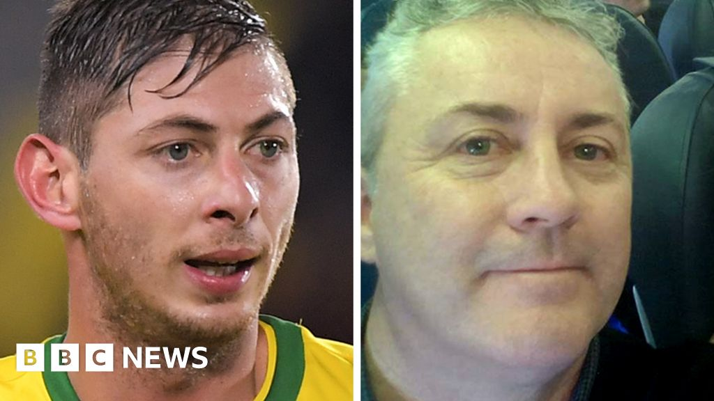Sala pilot family in bid to find body