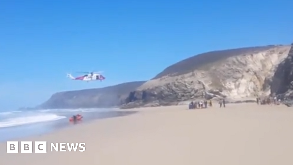 Teenage girl among two dead after sea rescues