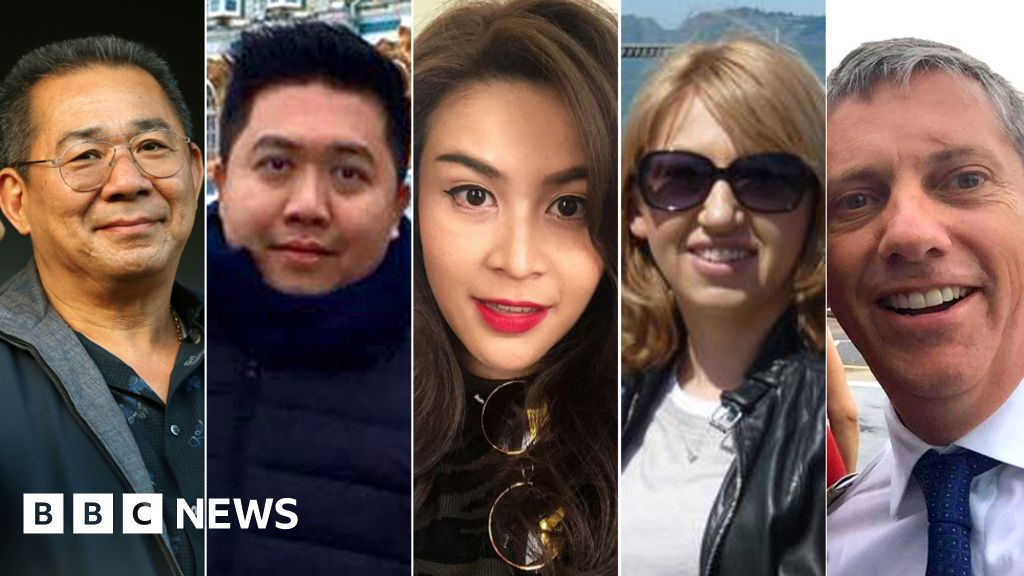Helicopter victims 'had minimal chance' thumbnail