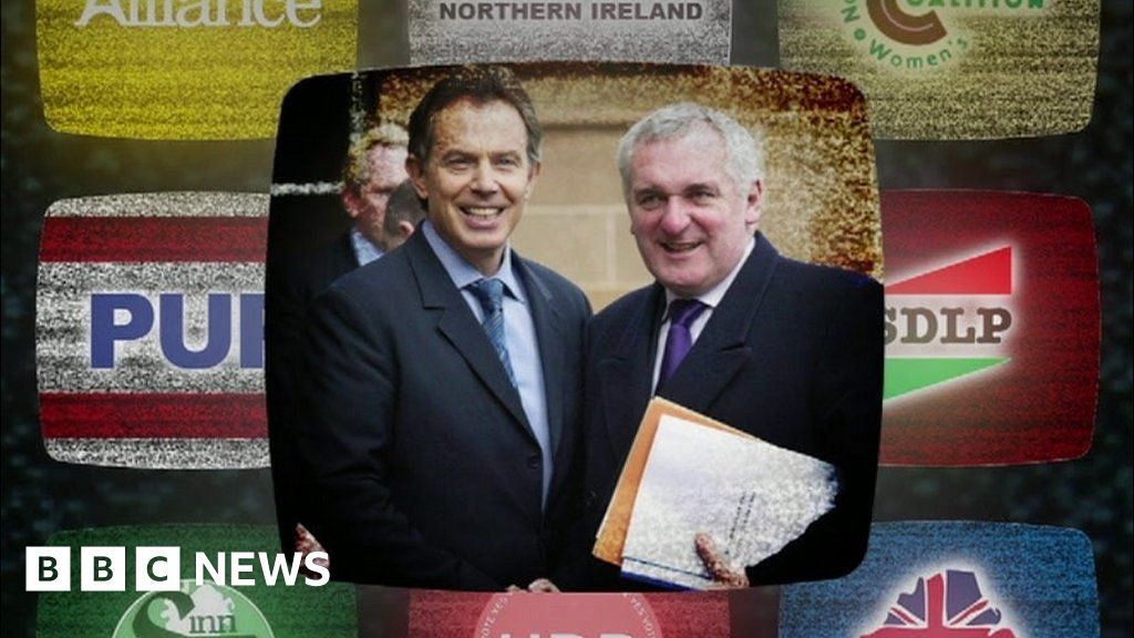 The Good Friday Agreement A Brief Guide Bbc News