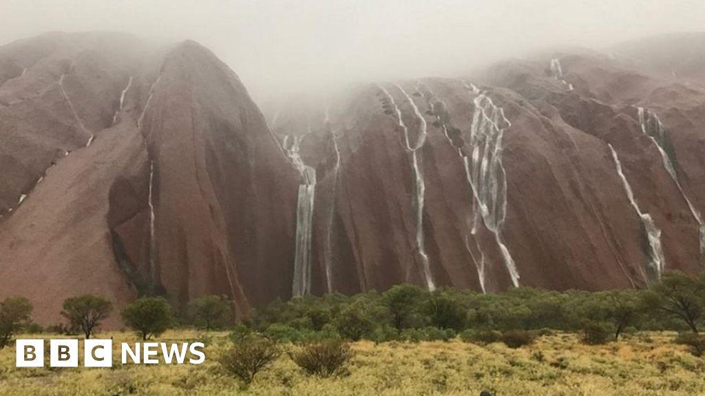 Australia flood: Uluru national park closed after huge rainfall