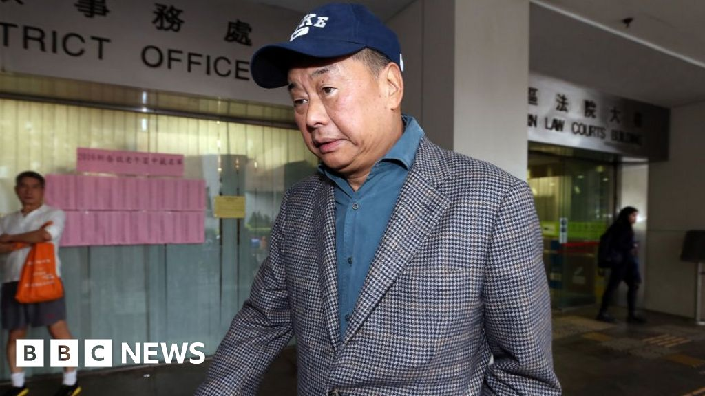 Pro-democracy Hong Kong media mogul arrested