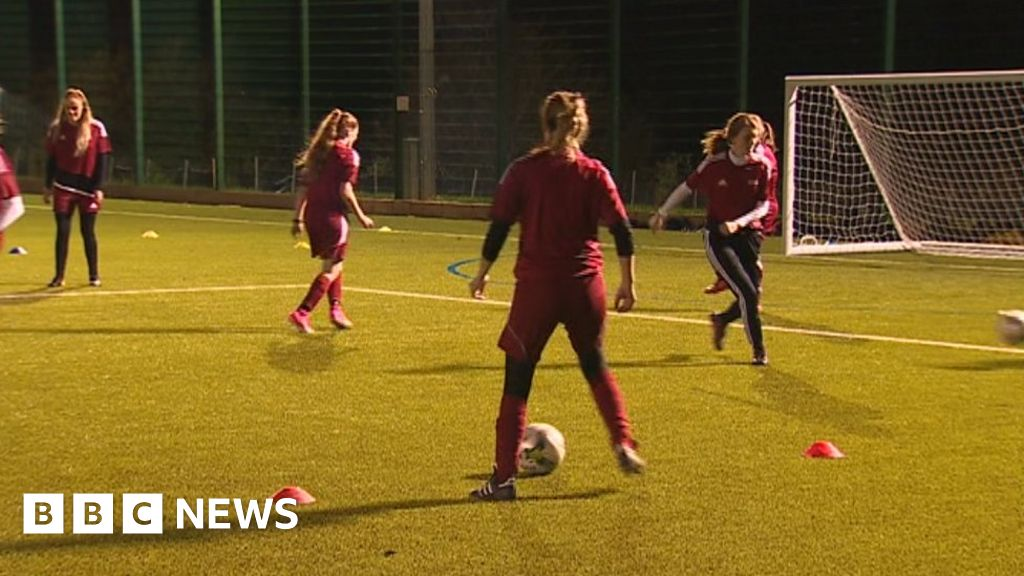 League fixtures suspended over Rhyl Ladies football row