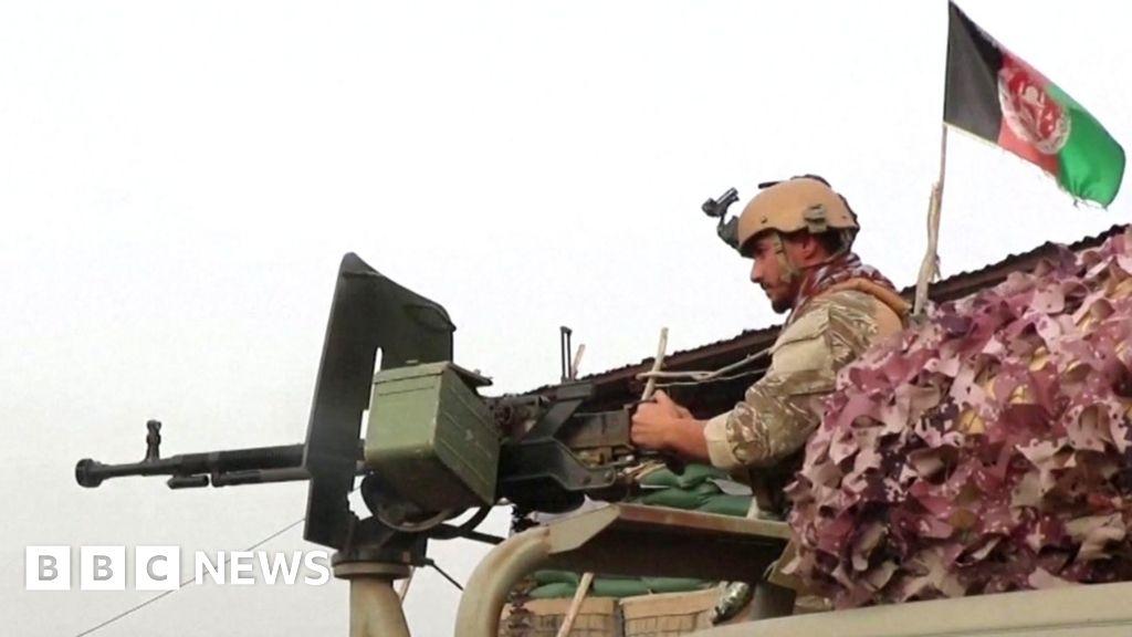Afghanistan war: Taliban capture three regional capitals