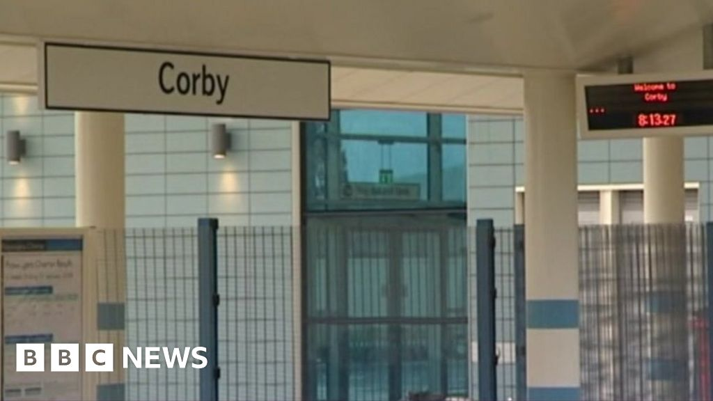Corby station
