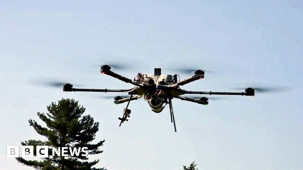 Hydrogen-powered drones could point way to future travel