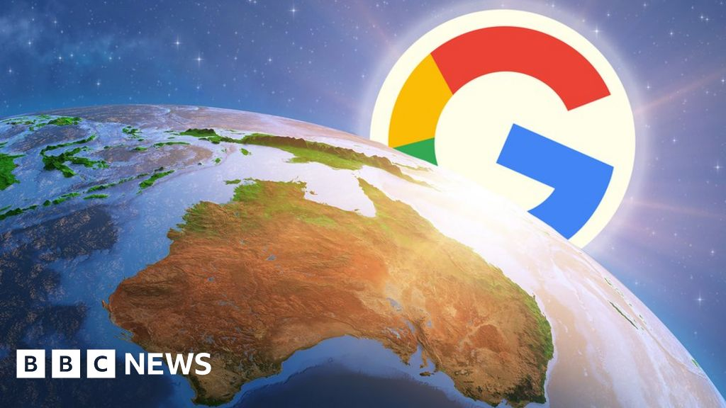 Could Google really leave Australia? - bbc