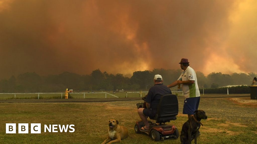 Australia bushfires: How extreme  firestorms  make their own weather