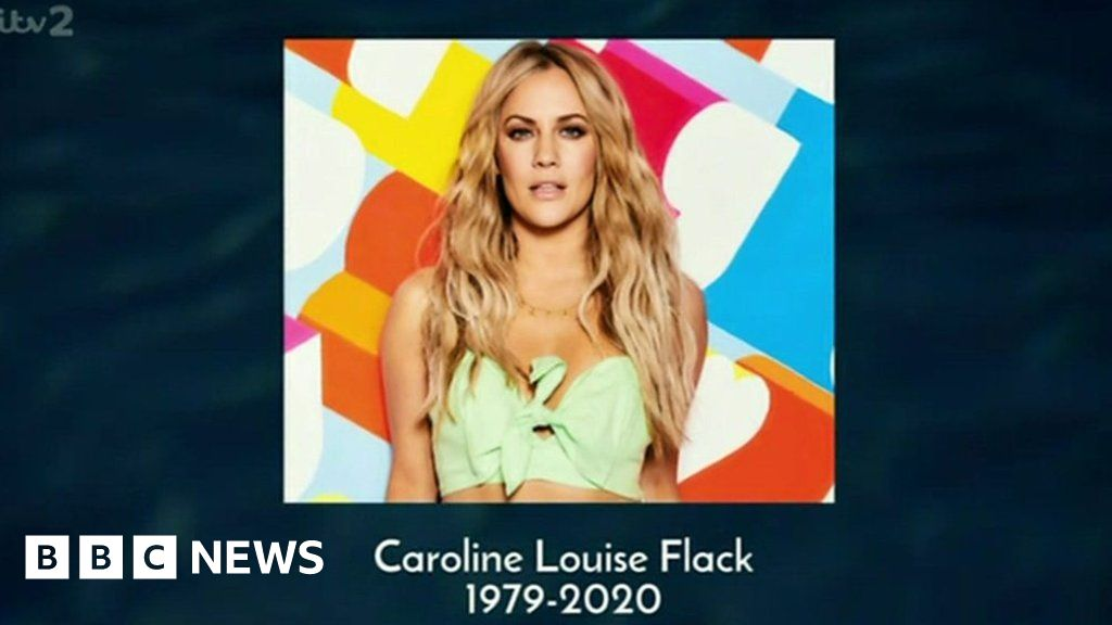 Love Island tribute to Caroline Flack from Iain Stirling thumbnail