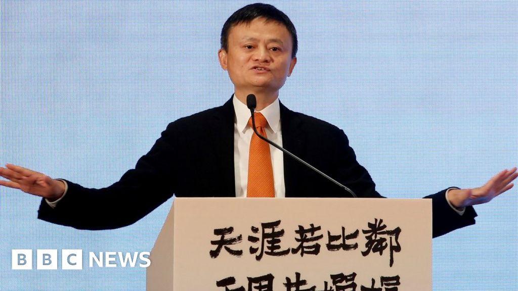 Alibaba's Jack Ma 'to step down' thumbnail