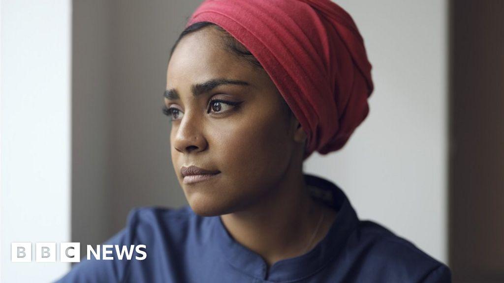 Coronavirus: Nadiya Hussain shares anxiety 'struggle' during lockdown